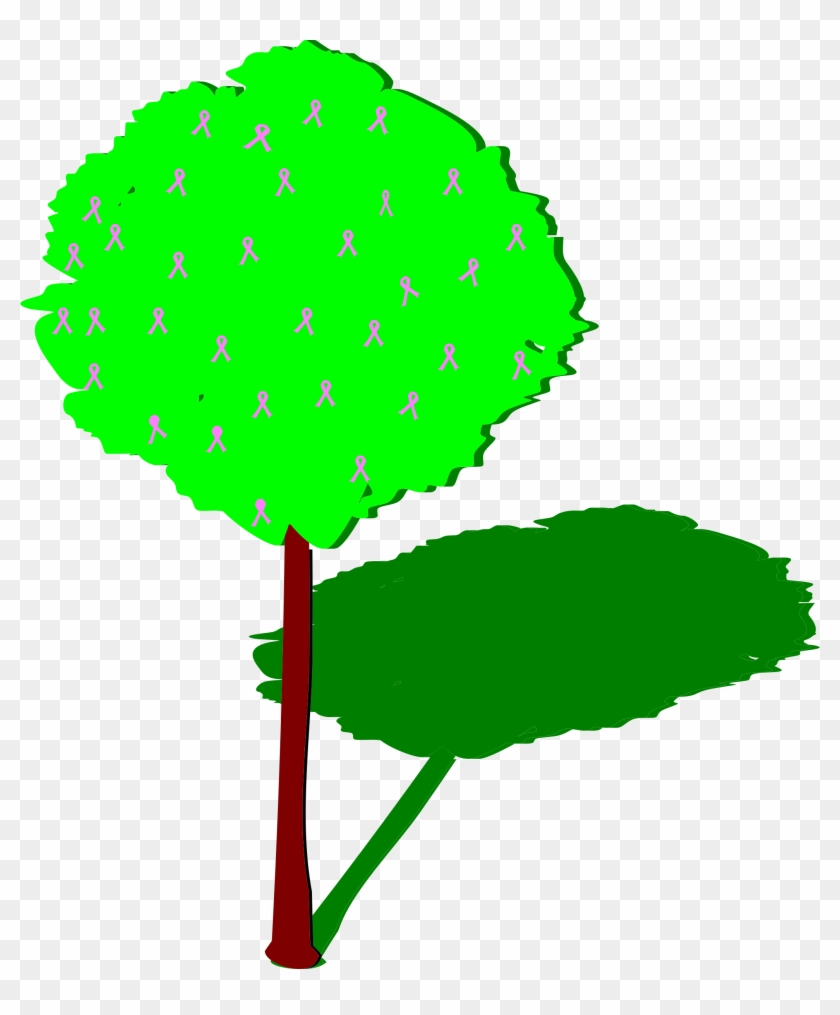 Clipart - - Shadow Of A Tree Clipart #29973