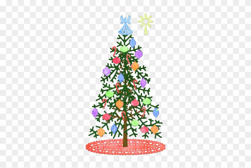 Cheery Lynn Designs Build A Christmas Tree 20 Piece - Christmas Day #30050