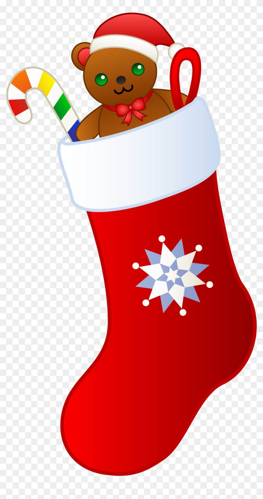 Clipart Of Christmas Socks Cliparts Free Download Clip - Christmas Clip Art Stocking #30149