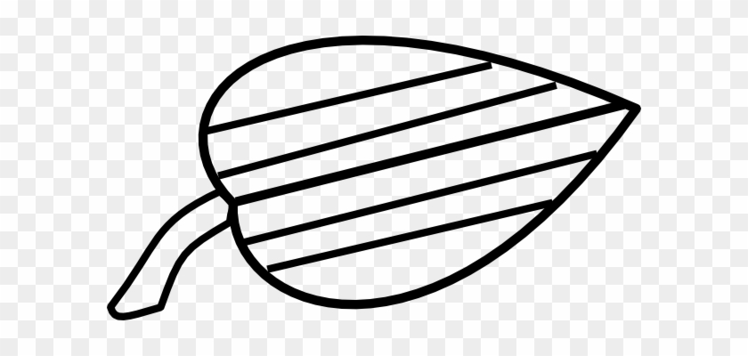 Leaf Template With Lines For Writing #30175