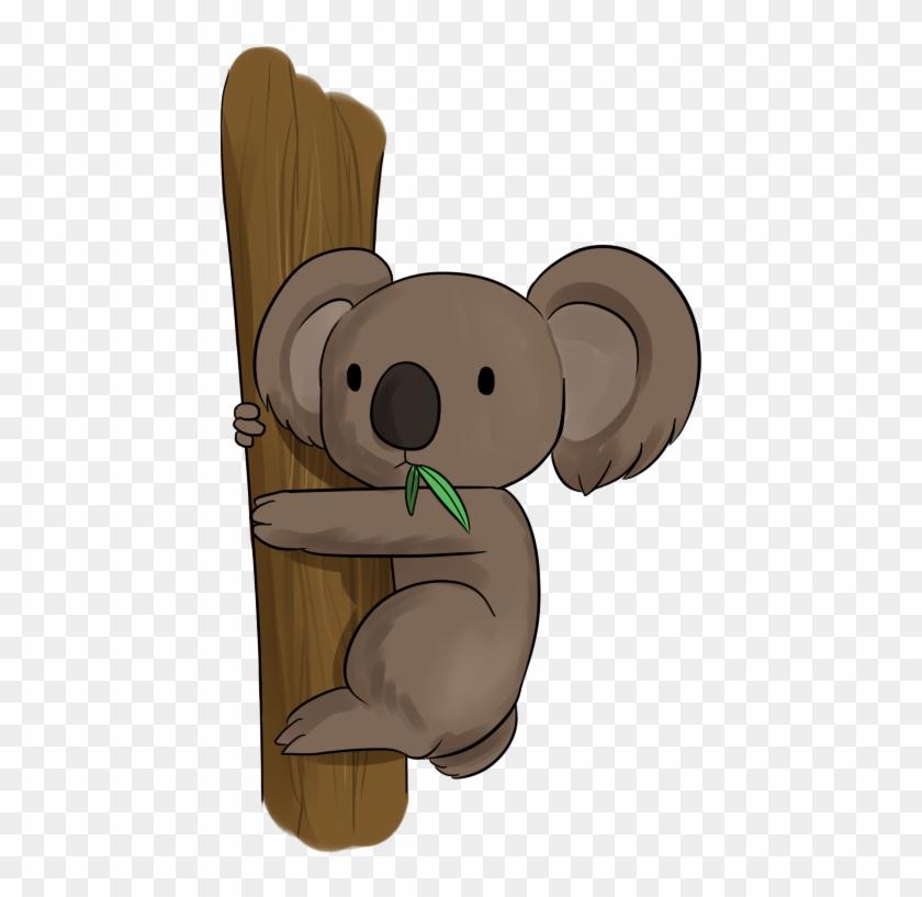 Koala Clip Art Free Free - Transparent Background Koala Clip Art #30216