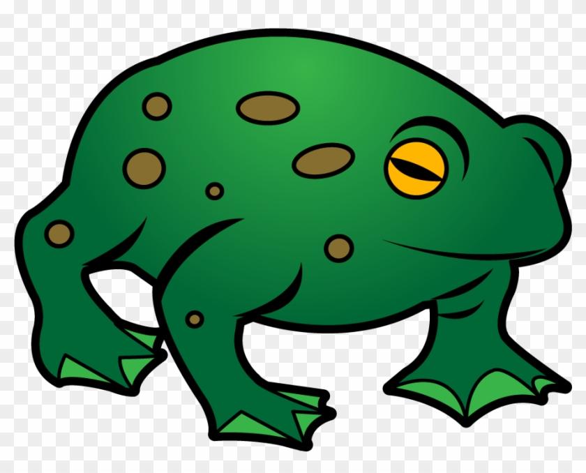 Toad Clipart - Toad Clip Art #30218