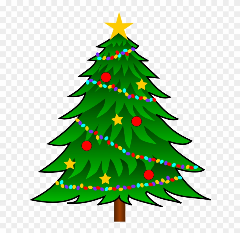 28 Collection Of Vector Clip Art Christmas Tree - Christmas Tree With Presents #30235