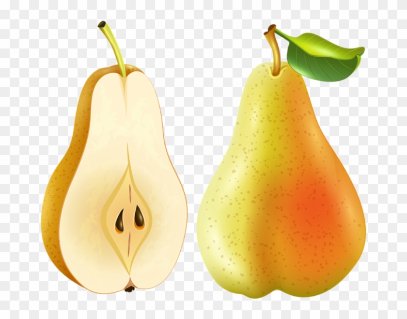 Pear Transparent Png Clip Art Image - Pear Transparent #30262