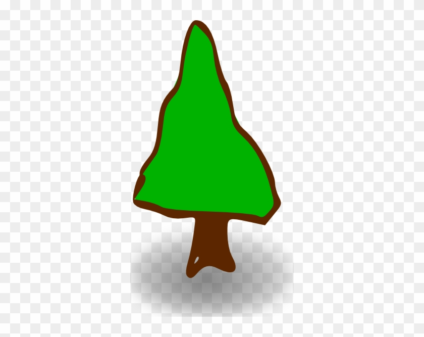 Tree Clip Art For Map #30269