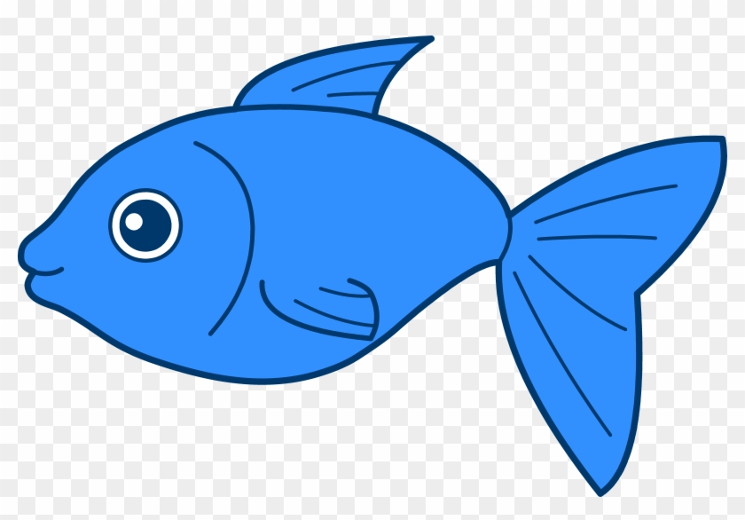 Free Fish Clipart For Kids - Fish Clipart #30317