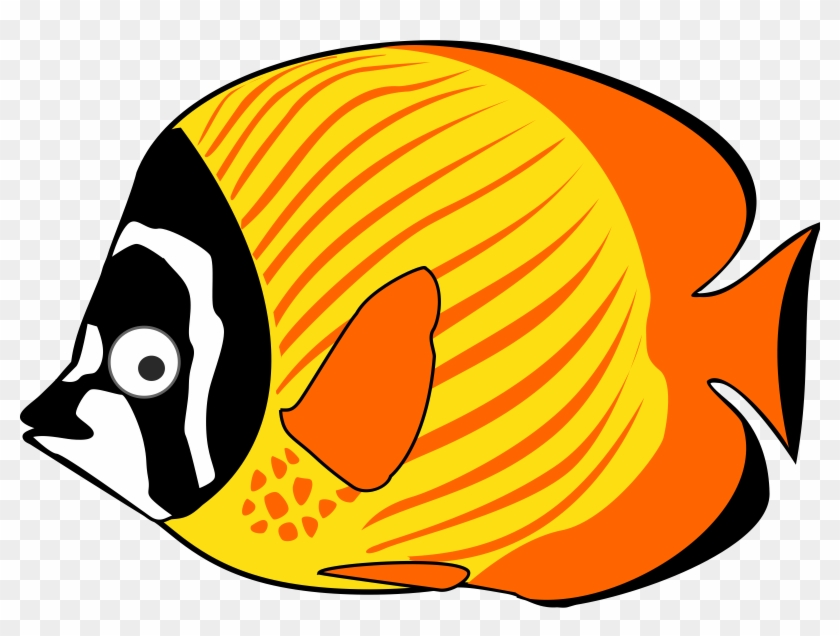 Cartoon Fish Cliparts - Cartoon Fish #30344