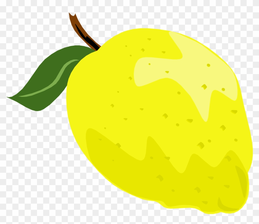 Lemon Clip Art Download - Clip Art #30372