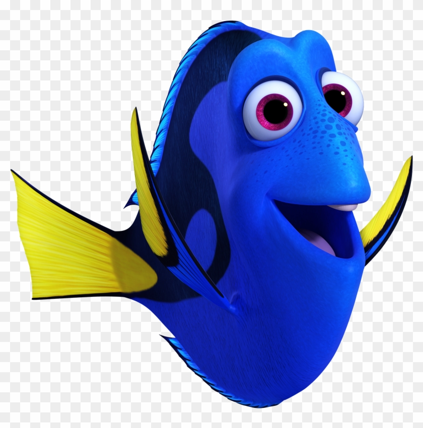 Finding Dory Dory Transparent Png Clip Art Image - Finding Dory Characters #30444