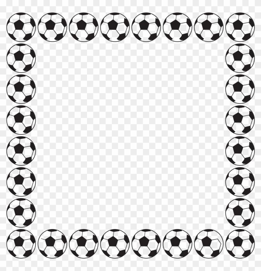 Soccer - Marcos De Balones De Futbol Png #30495