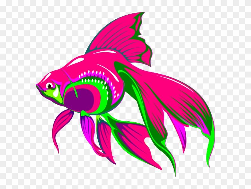 Fish Clip Art Vector - Fish Vector Clip Art #30509