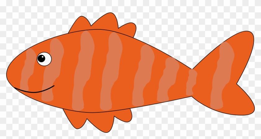 Cartoon Fish Clip Art - Cartoon Fish Clip Art #30529
