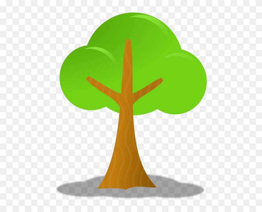 Tree Clip Art At Clker - Clip Art #30602
