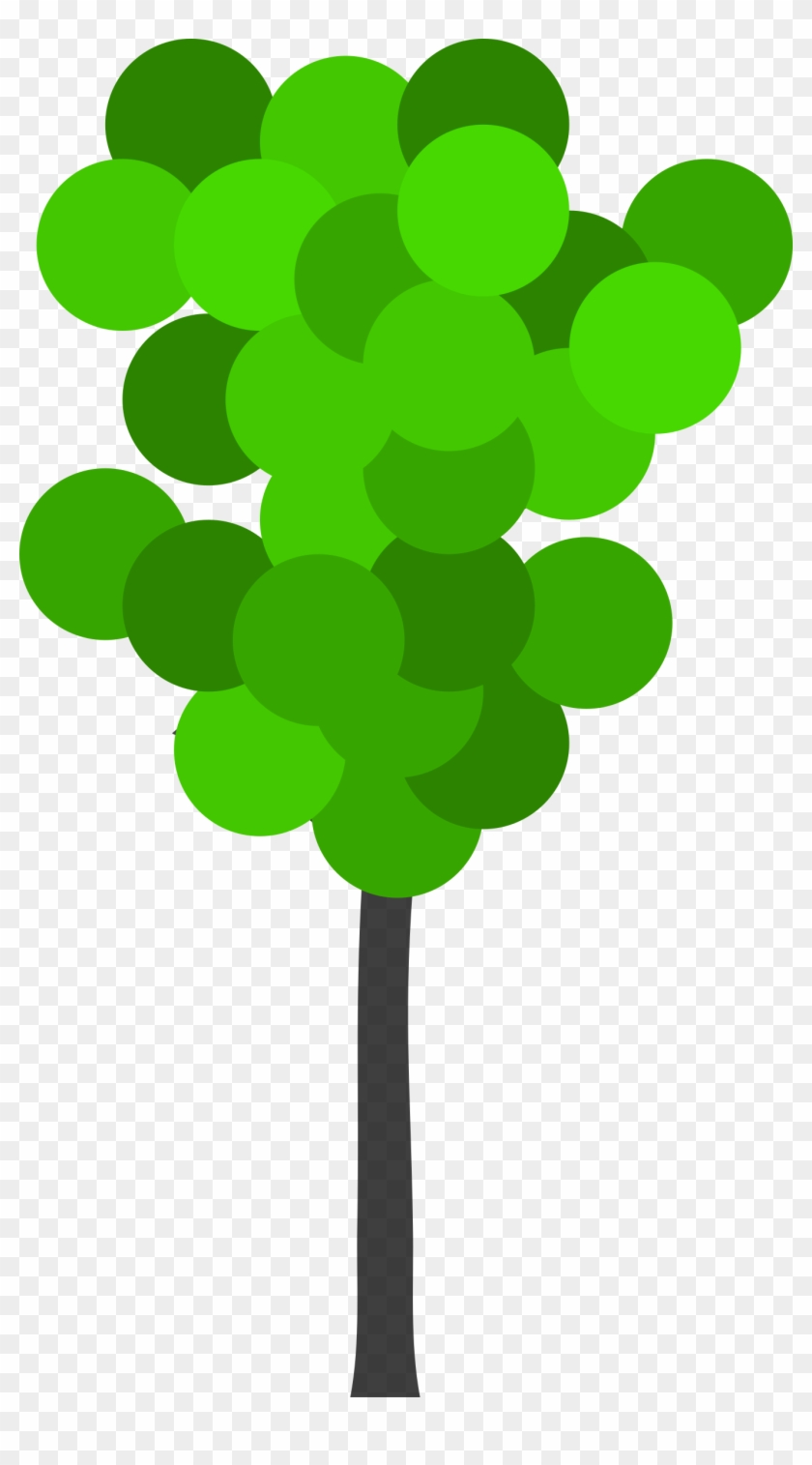 Big Image - Cartoon Tree Hi Png #30610
