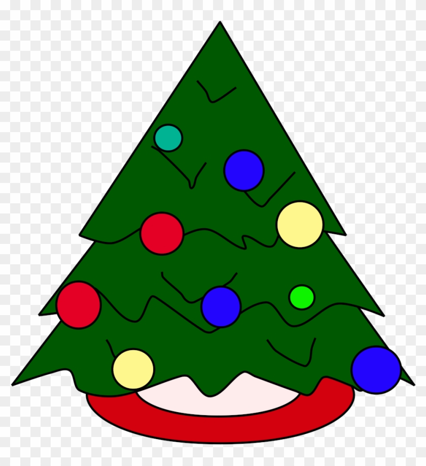 Transparent Background Png Anime Studio Tutorials More - Christmas Tree Without Star #30709
