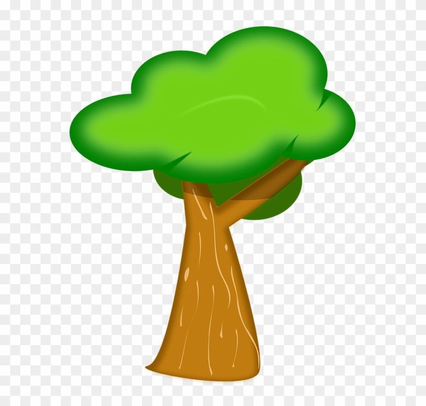 Trees Clip Art #30758