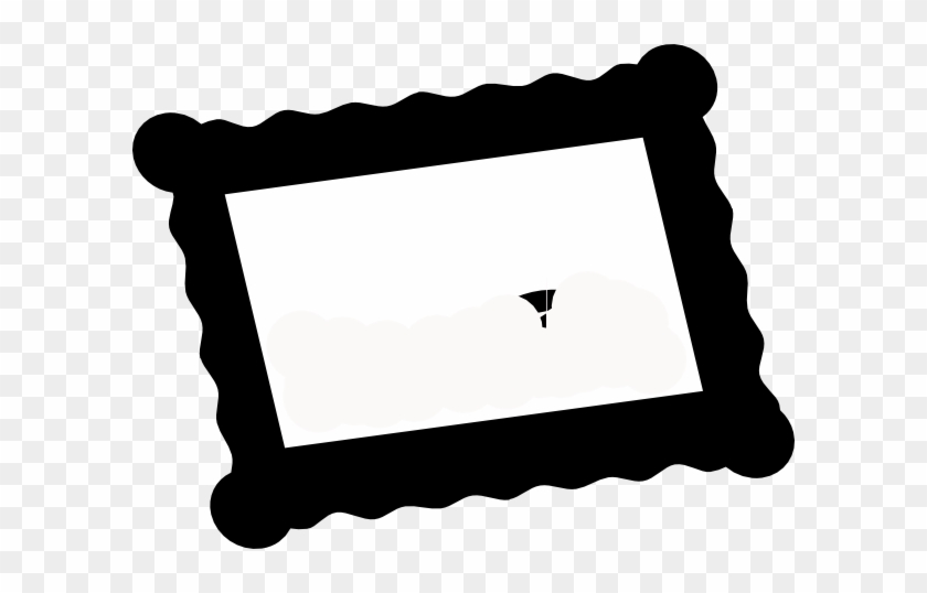 Empty Frame Clipart - Empty Photo Frame Clipart #30769