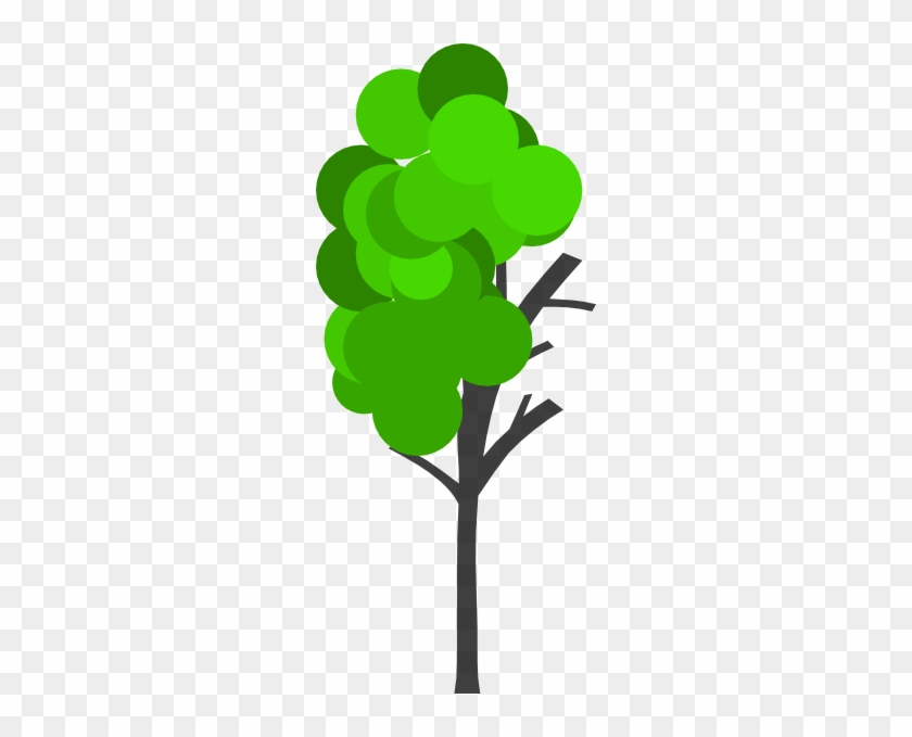 Bubble Tree Clip Art At Clker - Tree Bubble Png #30779