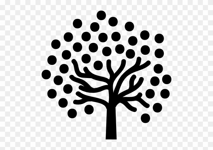 Size - Fruit Tree Icon #30856
