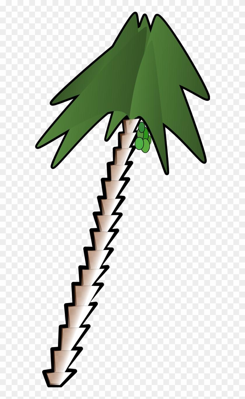 Palmtree Clip Art - Palm Trees #30888