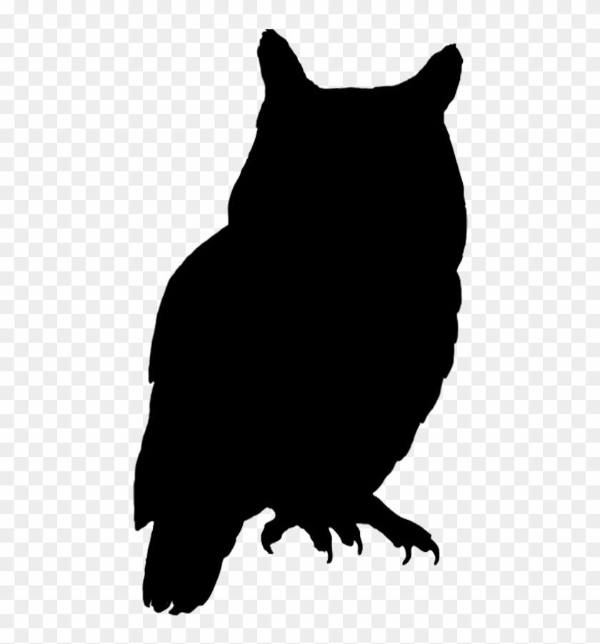 Silhouettes - Owl Silhouette Png #30918