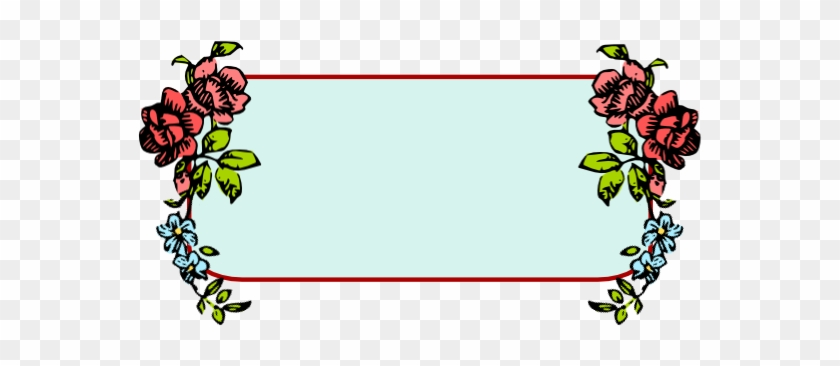 Watermelon Slice Clipart - Frame Banner May Border Clipart #30920