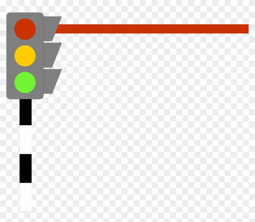 Traffic Border Clipart - Traffic Light #30993