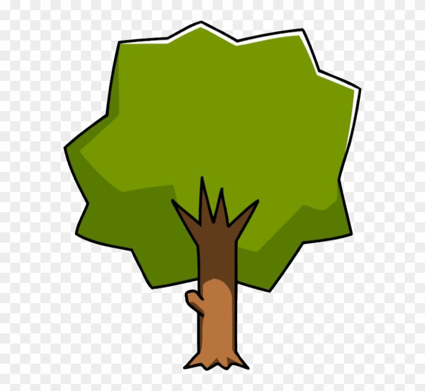 Tree - Scribblenauts Tree #31075