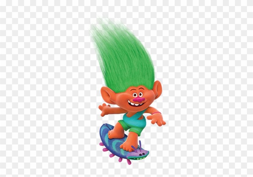 Aspen Heitz - Trolls Characters For Boy #31095