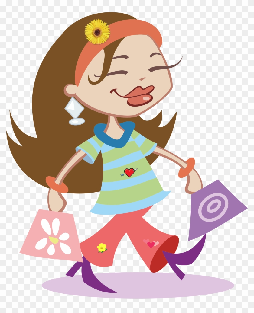 50% Off Sale Fashion Clip Art Shopping Clipart Fashion - Proud Maid Of Honour Journal #31120