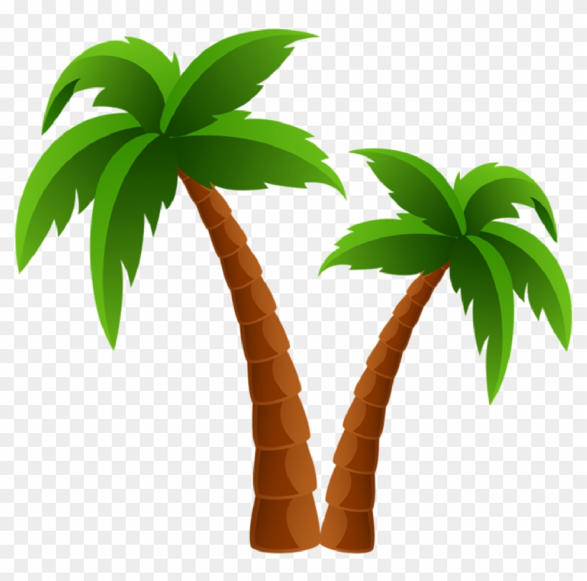 Palm Tree Clipart - Palm Tree Clip Art #31215