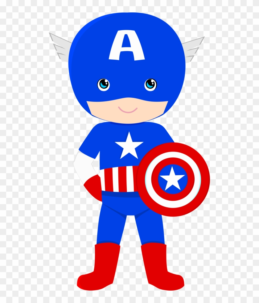 Visit To Grab An Amazing Super Hero Shirt Now On Sale - Capitão América Cute #31217