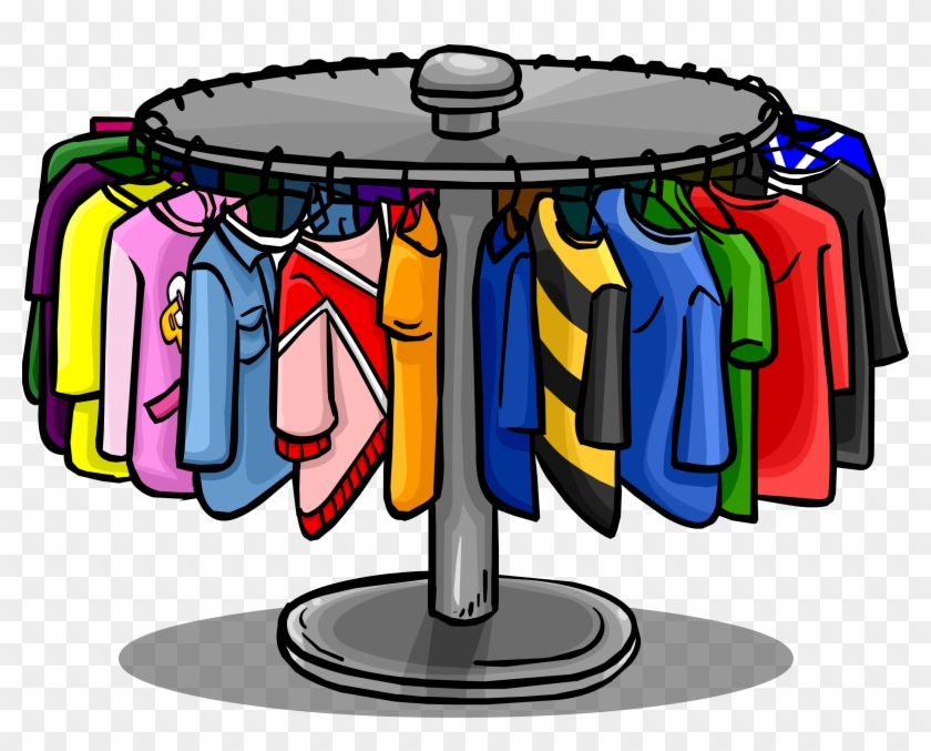 Clothing Sale Clipart Kid - Clothes Clipart Transparent #31224