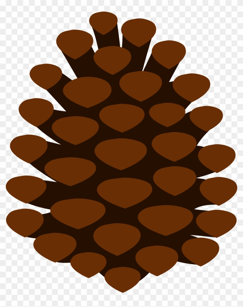 Images For Cartoon Pine Tree Clip Art - Clip Art Pine Cone #31267