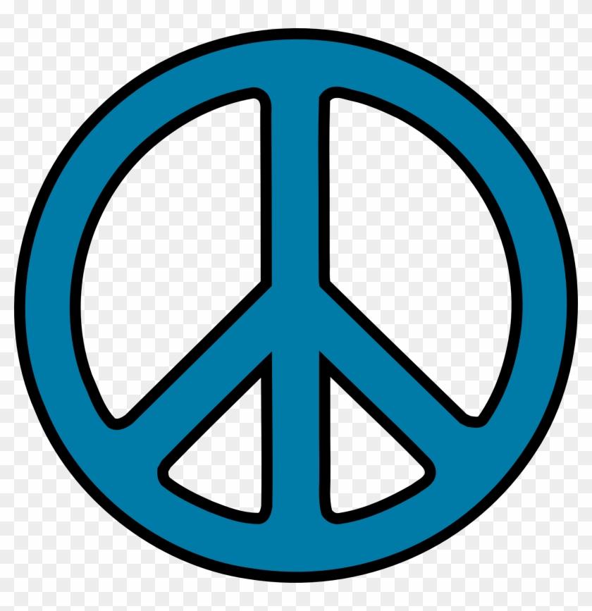 Simbolo Da Paz Desenho #31275