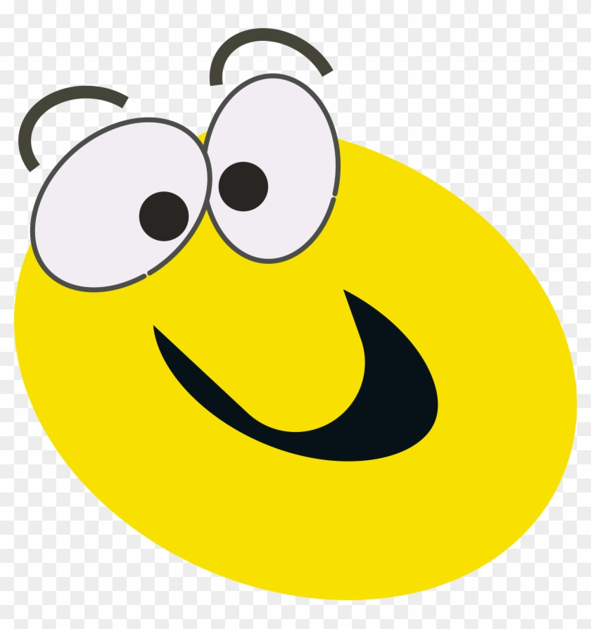 Happy Puppy Face Clipart - Animated Smiley Face Clip Art #31283