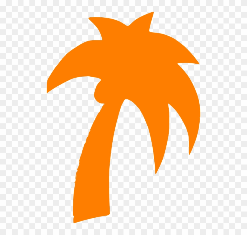 Palm Tree Botanic Travel Shade Palmtree - Palm Tree Clip Art #31327