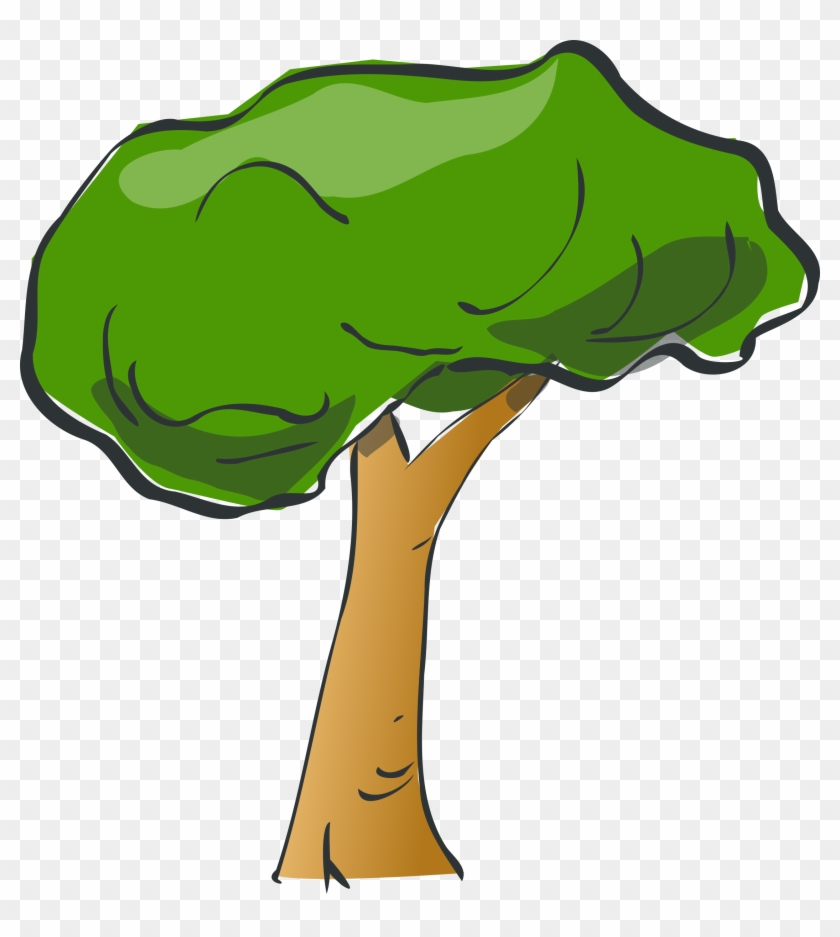 Rg 1 24 Tree Scalable Vector Graphics Svg Svg - Tree Clip Art #31331