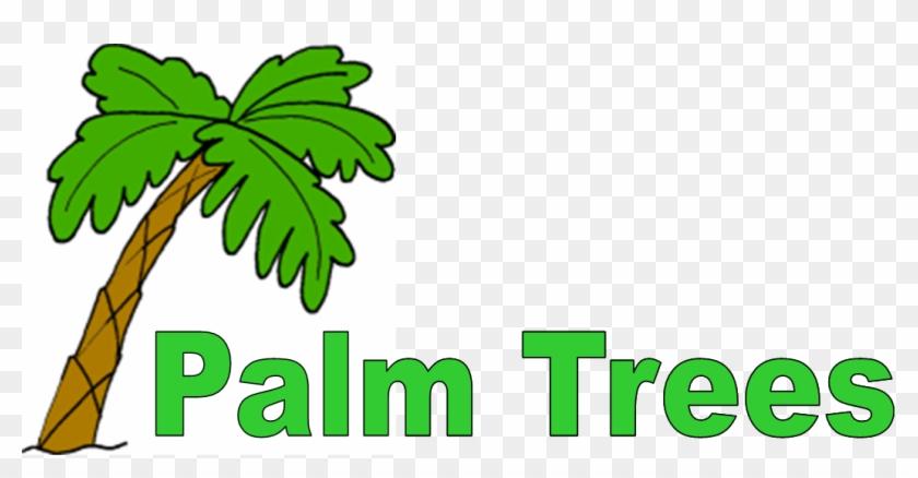 Palm Tree Logos - Palm Tree Clip Art #31343
