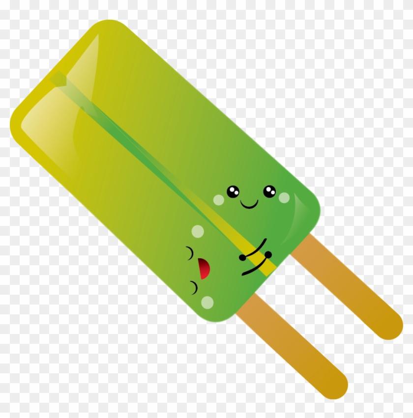 Popsicle Clip Art Clipart - Cartoon Popsickle #31358