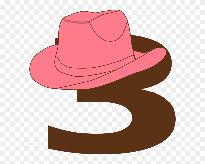 Cowgirl Hat Clipart Png #31397