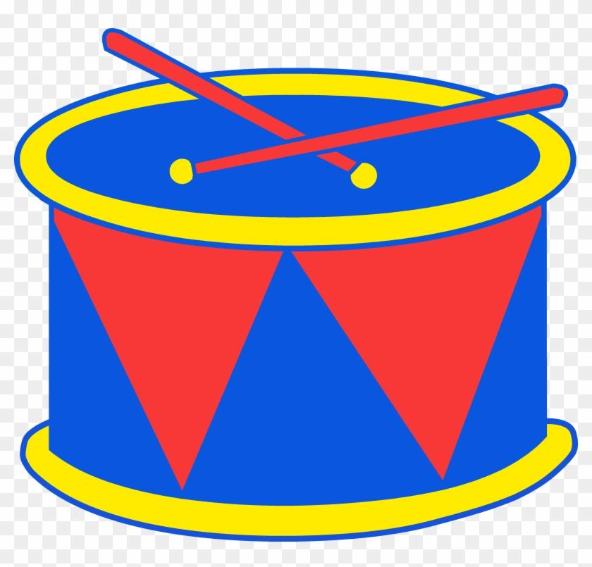 Drum Clip Art Free - Drum Clipart #31419