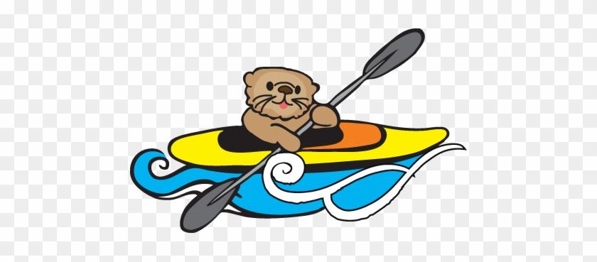 Kayak Clipart #31454