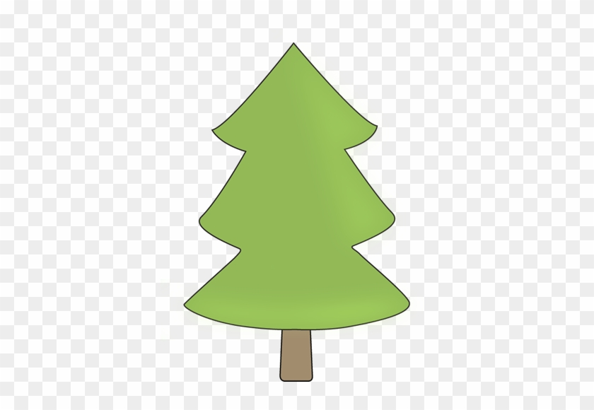 Pine Trees Clip Art Tall Pine Tree Clip Art Image - Christmas Day #31484