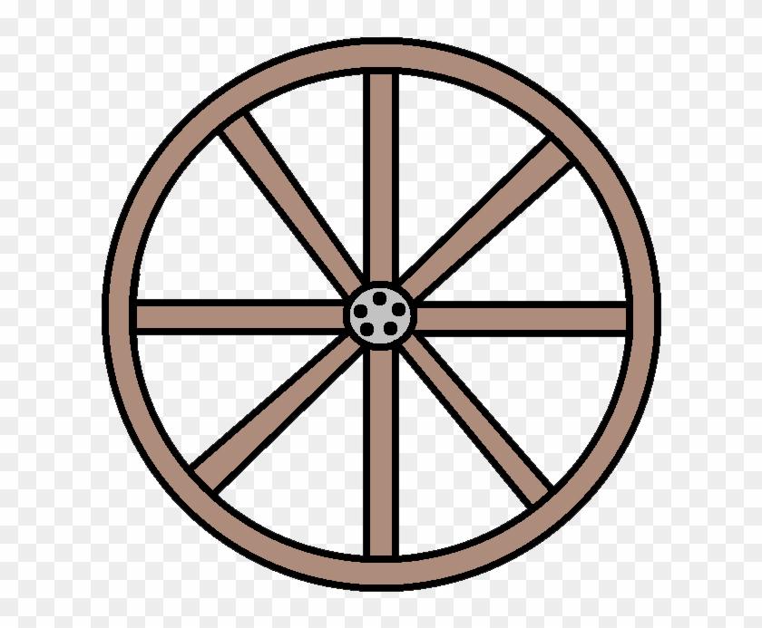Wagon Wheel Clipart - Wagon Wheel #31491