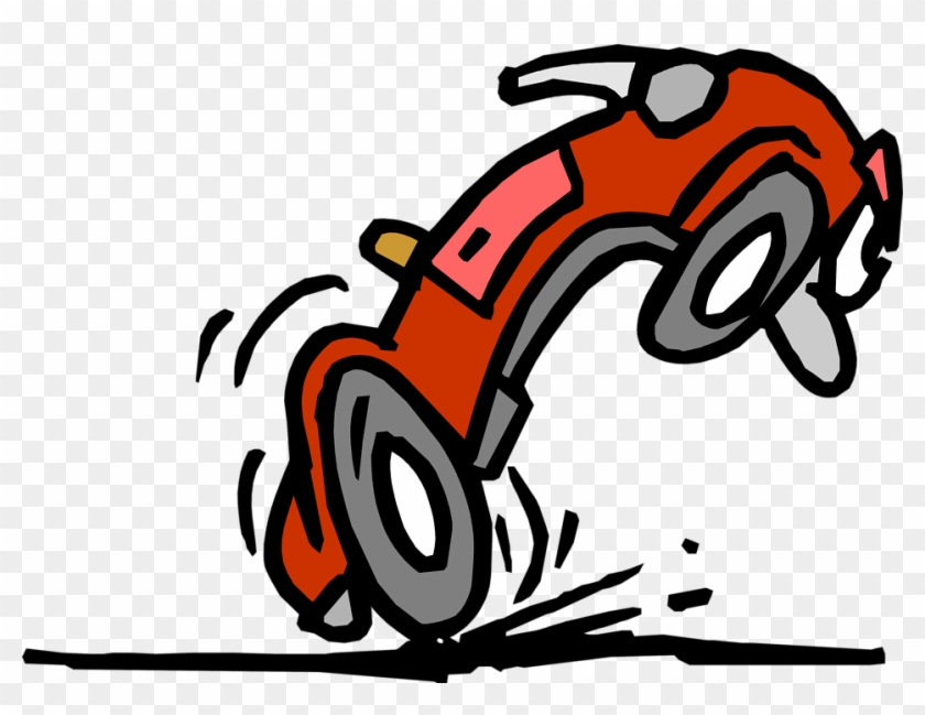 Free Stock Photos - Car Stopping Clipart #31500