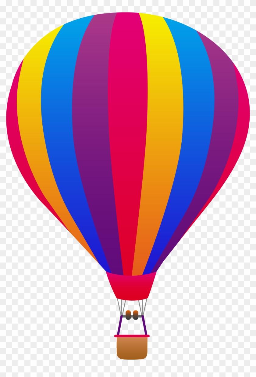 On Sale Hot Air Balloons - Hot Air Balloon Clip Art #31550
