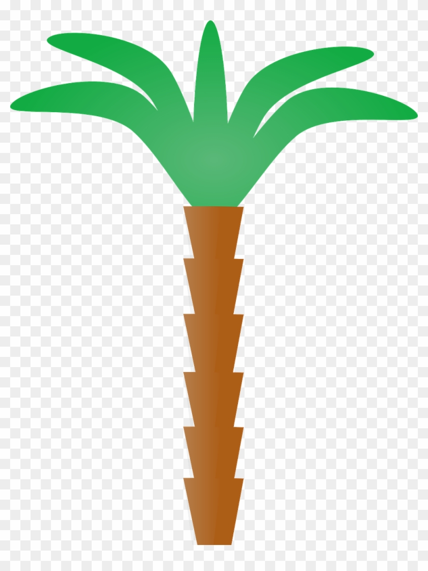 This Free Clip Arts Design Of Palm Png - Palm Tree Clip Art #31629