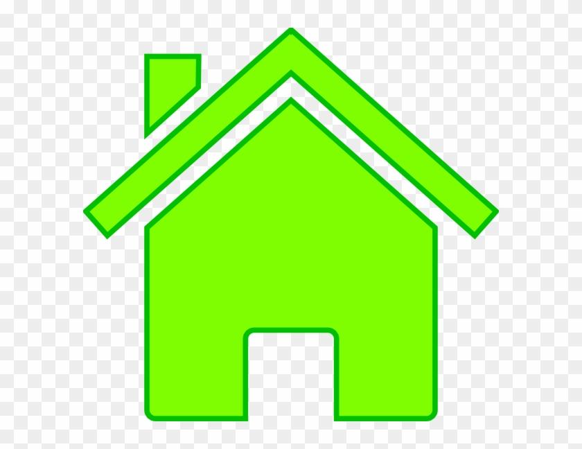Green House Clip Art #31645