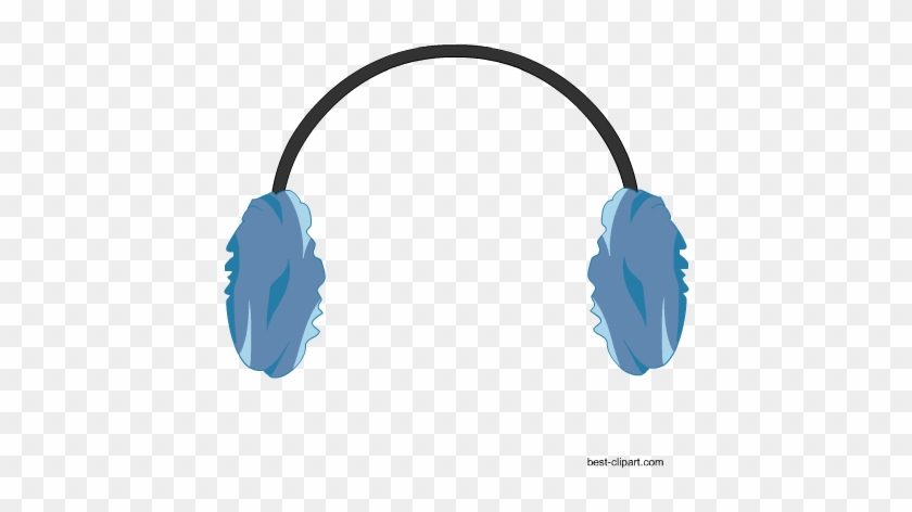 Ear Muffs, Free Winter Clip Art Image - Department Of Homeland Security #31687